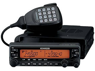 Kenwood TM-V71A Image