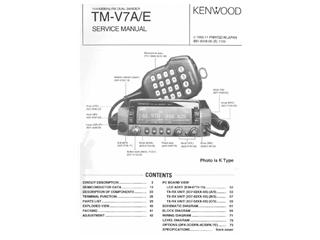 KENWOOD SM-TM-V7A