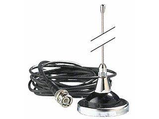 1 4 wave 2m hustler antenna