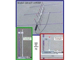 ARROW ANTENNA-146/437-10WBP-Image-1