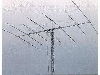 Hy Gain Th 7dx Antenna Hf Beam Multi Band Th7dx