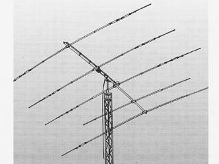 Hy Gain Th 5mk2 Antenna Hf Beam Multi Band Th5mk2