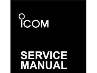 icom sm ic r75 service manuals smicr75 rh hamradio com IC- 7200 IC- 7200