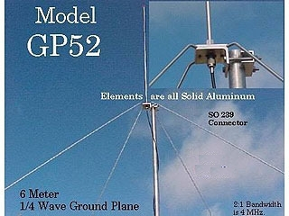ARROW ANTENNA GP52