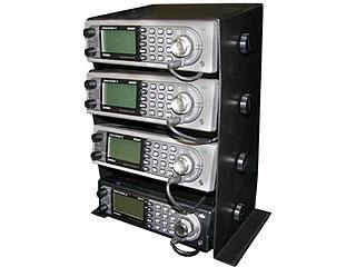 Scanner Master Desk Mt Base 4 Equipment Mounting Hardware