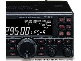 Yaesu Ft 450d Transceivers Mobile Hf 6m Ft450d