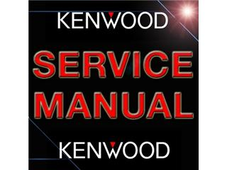 KENWOOD SM-TM-D710G B5B-7104-00