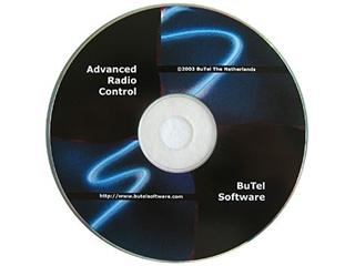 SCANNER ARC Patrol Software CD