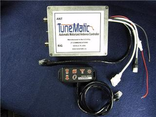 JT Communications TM-1 YAESU STD