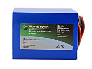 Bioenno Power BLF-1209W/A