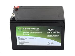 Bioenno Power BLF-1215WS/AS