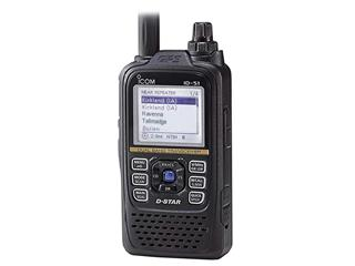 ICOM ID-51A PLUS2 Black