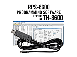 RT-SYSTEMS RPS-TH8600-USB