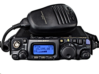 YAESU FT-818ND Transceivers Mobile HF-6M, FT818ND