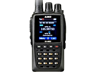 ALINCO DJ-MD5T