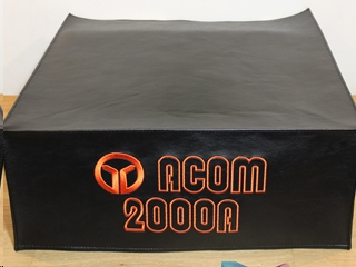 Prism Embroidery Acom A2000A Cover