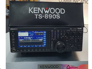 Kenwood TS-890S Cover