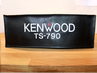 Prism Embroidery Kenwood TS-790A Radio Cover