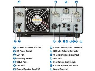 ICOM IC-9700