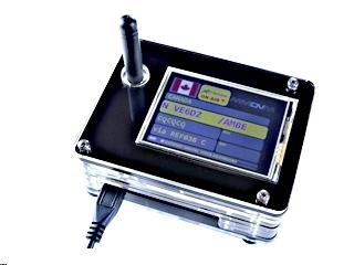 ZUM Radio ZUMspot RPi Nextion 2 4 Kit Plug-In Modules Boards DSTAR